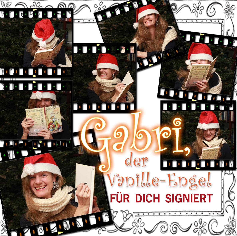Weihnachtsmann Engel